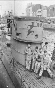 U-552, Red Devil boat of Erich Topp... That was once High ...