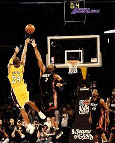 Kobe Bryant amazing Buzzerbeater vs Miami Heat