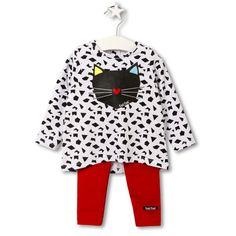 cbb3f98ddc81d Tee-shirt + leggings geometric para naissance (0 - 3 mois)   tuc tuc