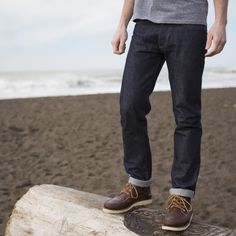The 1968 | American Selvedge Denim Jeans