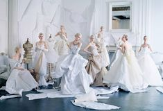 Tim Walker for #Vogue US