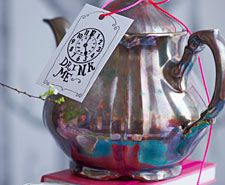 Handmade - Anleitungen: Tischdeko & Gäste