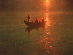 Brent Cotton, 1972 | Tonalist/Luminist painter | Tutt'Art@ | Pittura * Scultura * Poesia * Musica |