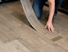 Not only is vinyl plank durable, the ease of installation and replacement makes it a truly unique flooring choice Installing Vinyl Plank Flooring, Vinyl Sheet Flooring, Basement Flooring, Basement Remodeling, Vinyl Planks, Grey Vinyl Plank Flooring, Vinyl Flooring Bathroom, Carpet Flooring, Wood Vinyl