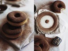 Donuts au chocolat noir / robot lemonade (en anglais)