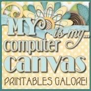 Tons of great FREE PRINTABLES... My Computer is My Canvas.