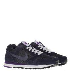 Nike dames sneakers blauw MD RUNNER