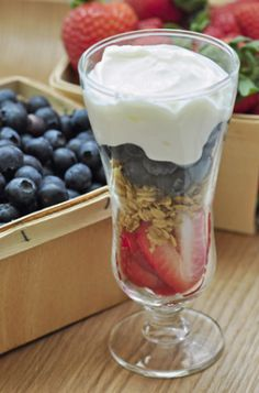 Berry Blast Off | Food Hero - Healthy Recipes that are Fast, Fun and Inexpensive