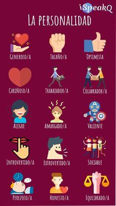 Spanish Vocabulary List, Spanish Practice, Spanish Lessons For Kids, Spanish Basics, Spanish Teaching Resources, Spanish Lesson Plans, Spanish Posters, Spanish Phrases, Spanish Grammar
