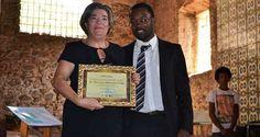 Autarca de Lagos é Cidadã Honorária da Cidade Velha! | Algarlife