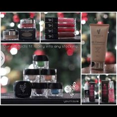 www.youniqueproducts.com/sara9683 #Christmas #Gifts #Stocking #Shopping #Beauty #Makeup