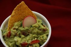 guacamole serving by Southern Fairytale (Rachel), via Flickr