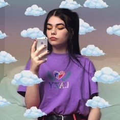 Find images and videos about girl, aesthetic and makeup on We Heart It - the app to get lost in what you love. Aesthetic Makeup, Retro Aesthetic, Aesthetic Photo, Aesthetic Girl, Aesthetic Pictures, Photography Aesthetic, Tumblr Photography, Photography Poses, Editing Pictures