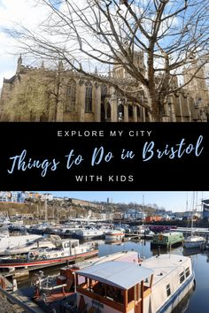 Scenic Bristol, UK. Plan an unforgettable family trip to Bristol including adventure-filled bridges, kid-friendly museums, and stately parks. The very best things to see and do in Bristol, UK, Europe | Best of Bristol | Family-friendly Bristol | UK with kids | Bristol with Kids | Our Globetrotters Family Travel Blog Bristol Cathedral, Bristol City Centre, Cathedral City, Bristol Uk, Best Family Vacation Destinations, Uk Europe, Like A Local, Travel Abroad, Where To Go