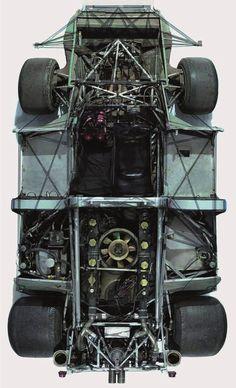 Porsche 917/30(20) Martini Mule