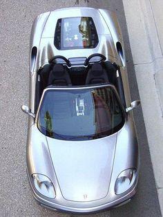 10 years, but its still a beaut! 2003 Ferrari 360 Spider - http://NewestCars.net