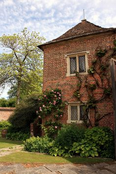 """ Cranborne Manor, Dorset by Pauline Ann on Flickr. """
