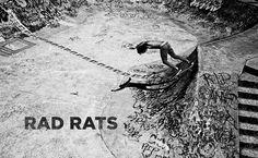 Rad Rats, fashion editorial by Petter Karlstrøm