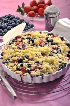 Best Dessert Recipes, Sweet Desserts, Desert Recipes, Sweet Recipes, Czech Recipes, Ethnic Recipes, Macaroni And Cheese, Deserts, Food And Drink