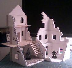 First Mordheim Building