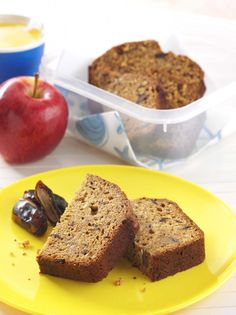 This delicious loaf is the perfect afternoon treat.