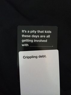 This other student. | Community Post: 14 Cards Against Humanity Players Who Win At Life