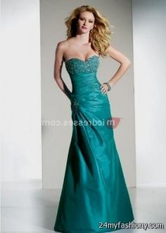 Awesome Turquoise mermaid prom dress 2017-2018 Check more at http://24myfashion.com/2016/turquoise-mermaid-prom-dress-2016-2017/