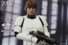 Hot Toys Luke Skywalker Stormtrooper Disguise Version Sixth Scale Figure