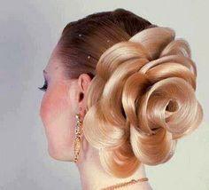 Impresionantes peinados con formas especiales y sus tutoriales