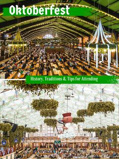 travelyesplease.com | Oktoberfest- History, Traditions and Tips for Attending (Blog Post) | Munich, Germany