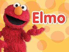 Elmo: everyone's favorite furry red monster