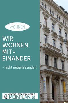 """""""Wir wohnen nicht neben-, sondern miteinander"""". Das Edith Stein Haus der KHG. Edith Stein, Multi Story Building, Student Home, Homes, House"""