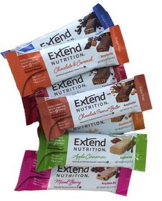 Curb your appetite with this delicious and healthy freebie!  #extendnutrition https://www.samplestuff.com/2017/03/delicious-healthy-extend-nutrition-bars/