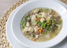 Carbonada, receta chilena / Chilean soup | En mi cocina hoy