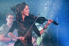"""Lindsey Stirling is known by some as the """"hip-hop violinist"""" after she tried out for 'America's Got Talent. Description from dallasnews.com. I searched for this on bing.com/images"""