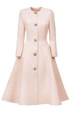Esme Vie Flower Pearl Coat