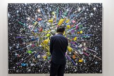 What's the media saying about Art Basel Hong Kong 2014? UPDATED 18 May 2014 #ABHK2014 http://artradarjournal.com/2014/05/16/art-basel-hong-kong-2014-rolling-media-round-up-updated-18-may-2014/   Hakgojae Gallery at Art Basel in Hong Kong 2014. Image courtesy MCH Messe Schweiz (Basel) AG.