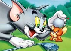 Tom and Jerry (12 pieces)