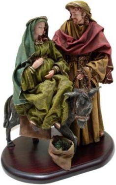 Christmas Nativity Scene, Nativity Scenes, Ceramic Angels, Mary And Jesus, The Good Shepherd, Catholic Gifts, Holy Family, Angel Ornaments, Arabian Nights