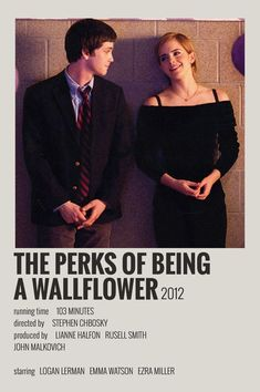 Alternative Minimalist Movie/Show Polaroid Poster - The Perks of Being A Wallflower Iconic Movie Posters, Minimal Movie Posters, Cinema Posters, Movie Poster Art, Iconic Movies, Film Posters, Poster Wall, Vintage Music Posters, Vintage Movies