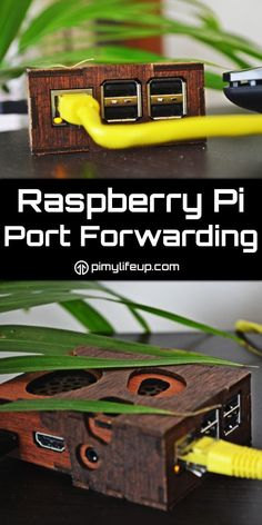 To have external access to your Raspberry Pi's applications you will likely need to set up port forward. Computer Projects, Electronics Projects, Arduino Controller, Raspberry Pi Computer, Port Forwarding, Internet Router, Rasberry Pi, Raspberry Pi Projects, Tech Toys