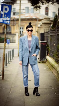 #style #styleinspiration #outfit #outfitidea #streetstyle #fashion #look Style Diary, Street Style, Style Inspiration, My Style, Outfits, Fashion, Moda, Suits, Urban Style