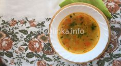 Homemade recipes from Eastern Slovakia and other cuisines by Paulinka Slovak Recipes, My Recipes, Sweet Red Pepper, Red Peppers, Carrots, Curry, Soup, Stuffed Peppers, Homemade