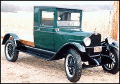 1927 Chevy Superior Model one-ton