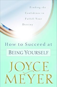 At last! The news you've been waiting for! Success fulfillment and satisfaction are finally within your reach. In How to Succeed at Being Yourself Joyce Meyer will help you discover that emotional...