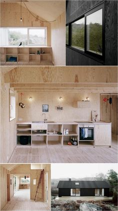 Summer cottage - House Morran // Architect Johannes Norlander  // Swedish archipelago // Pictures Rasmus Norlander  // Via Remodeli...