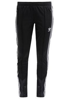 adidas Originals FIREBIRD - Treningsbukser - black - Zalando.no