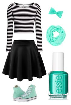 """""""Chic Skater"""" by spoticus on Polyvore"""