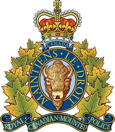 Royal Canadian Police coat of arms Canadian Things, I Am Canadian, Canadian History, National Police, Canada 150, Military Police, Military Girl, Military Service, Usmc