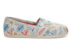 fc9d614a37a With their colorful pattern inspired by laid back surf culture